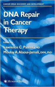 DNA Repair in Cancer Therapy - Lawrence C. Panasci (Editor), Moulay A. Alaoui-Jamali (Editor)