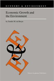 Economic Growth and the Environment: An Empirical Analysis - Sander M. de Bruyn