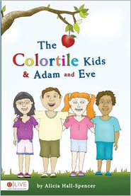 The Colortile Kids and Adam and Eve - Alicia Hall-Spencer