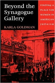 Beyond The Synagogue Gallery - Karla Goldman