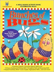 Skill-Based Activity Book - Bunches Of Bugs - Karen Shackelford