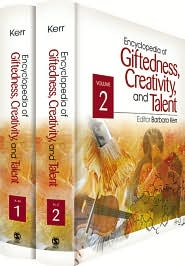 Encyclopedia of Giftedness, Creativity, and Talent - Barbara A. (Alane) Kerr (Editor)