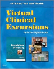 Virtual Clinical Excursions 3.0 for Foundations of Nursing