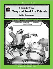 Frog and Toad Are Friends (Literature Units Series) - Mary Bolte
