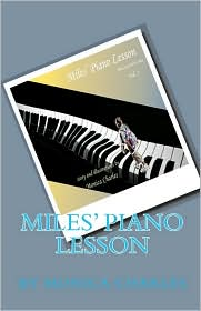 Miles' Piano Lesson - Monica Charles