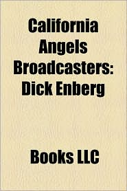 California Angels Broadcasters - Books Llc