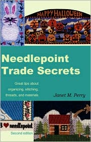 Needlepoint Trade Secrets - Janet M. Perry