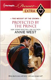 Protected by the Prince - Annie West