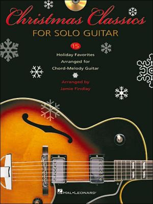 Christmas Classics for Solo Guitar - Arranged by Jamie Findlay