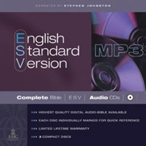 Complete Bible-ESV - Narrated by Stephen Johnstone