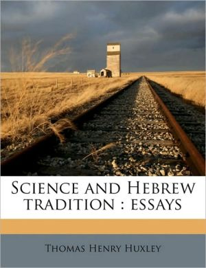 Science and Hebrew Tradition: Essays