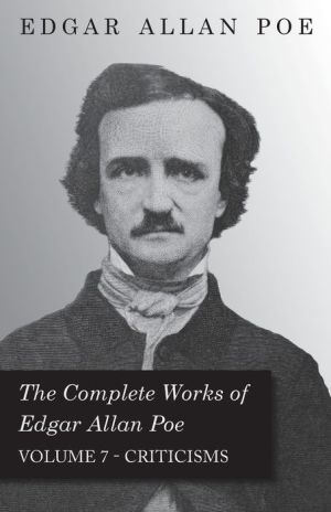 The Complete Works Of Edgar Allan Poe; Tales 7