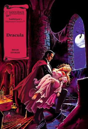 Dracula-Illustrated Classics-Book - Bram Stoker