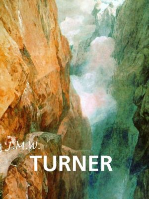 J.M.W. Turner (PagePerfect NOOK Book) - Eric Shanes