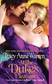 At the Duke's Pleasure - Warren, Tracy Anne