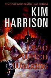 Dead Witch Walking - Harrison, Kim