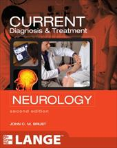 Current Diagnosis & Treatment Neurology, Second Edition - Brust, John