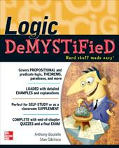 Logic Demystified - Boutelle, Tony / Gibilisco, Stan