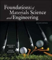 Foundations of Materials Science and Engineering W/ Student CD-ROM - Smith, William F. / Hashemi, Javad / Smith William