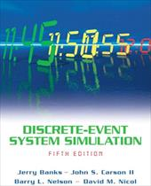 Discrete-Event System Simulation - Banks, Jerry / Carson, John S., II / Nelson, Barry L.