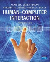Human-Computer Interaction - Dix, Alan / Finlay, Janet E. / Abowd, Gregory D.