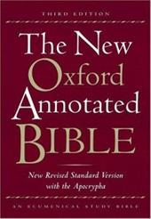 New Oxford Annotated Bible-NRSV - Coogan, Michael D. / Brettler, Marc / Newsom, Carol A.