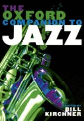 The Oxford Companion to Jazz - Kirchner, Bill