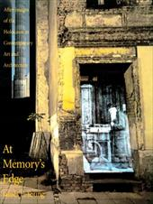 At Memorys Edge: After-Images of the Holocaust in Contemporary Art and Architecture - Young, James Edward
