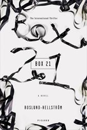 Box 21 - Roslund, Anders / Hellstrom, Borge