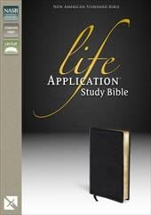 Life Application Study Bible-NASB - Beers, Ronald A.
