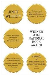 Winner of the National Book Award: A Novel of Fame, Honor, and Really Bad Weather - Willett, Jincy / willett, B. Ed