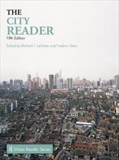 The City Reader - LeGates, Richard T. / Stout, Frederic