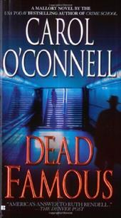 Dead Famous - O'Connell, Carol