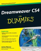 Dreamweaver CS4 for Dummies - Warner, Janine