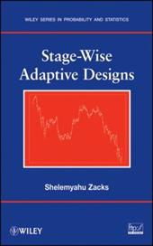 Stage-Wise Adaptive Designs - Zacks, Shelemyahu