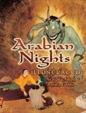 Arabian Nights Illustrated: Art of Dulac, Folkard, Parrish and Others - Menges, Jeff A.