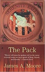 The Pack: Serenity Falls, Book II - Moore, James