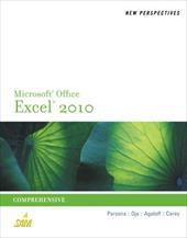 New Perspectives on Microsoft Excel 2010: Comprehensive - Parsons, June Jamrich / Oja, Dan / Ageloff, Roy