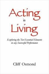Acting Is Living - Osmond, Cliff