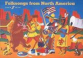 Folksongs from North America - Hal Leonard Publishing Corporation / Corp, Ronald