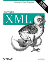 Learning XML - Ray, Erik T.