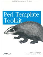 Perl Template Toolkit - Chamberlain, Darren / Cross, David / Wardley, Andy