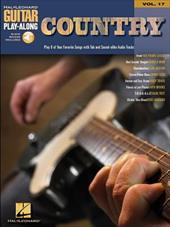 Country: Guitar Play-Along Volume 17 - Hal Leonard Publishing Corporation