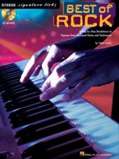 Best of Rock: A Step-By-Step Breakdown of Famous Rock Keyboard Styles and Techniques - Lowry, Todd / Hal Leonard Publishing Corporation