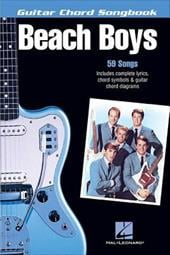 The Beach Boys: Guitar Chord Songbook (6 Inch. X 9 Inch.) - Leonard Corporation, Hal