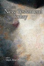 The New Testament Today - Powell, Mark A.