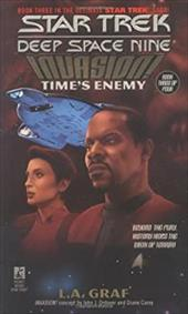 Star Trek: Invasion! #3: Time's Enemy - Graf, L. A.
