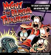 Night of the Bilingual Telemarketers: A Baldo Collection - Cantu, Hector / Castellanos, Carlos