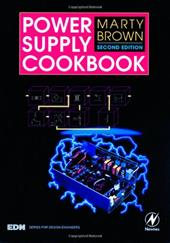 Power Supply Cookbook - Brown, Marty