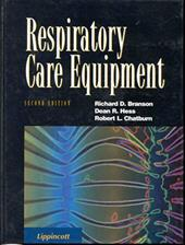 Respiratory Care Equipment - Branson, Richard D. / Branson / Hess